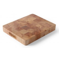 Snijplank GN 1/2 Rubberwood